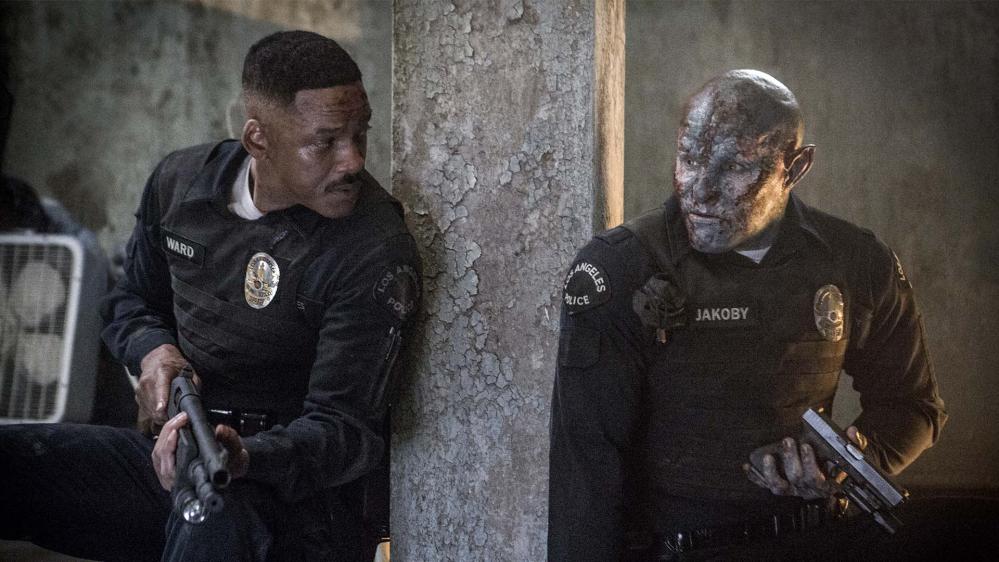 Bright - Nuovo trailer per il film Netflix con Will Smith