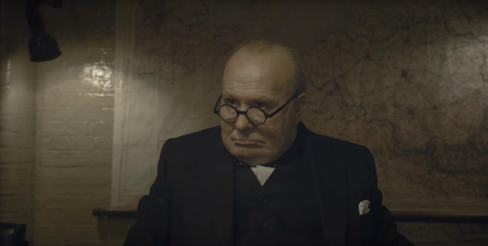L'ora più buia: il primo trailer italiano del film