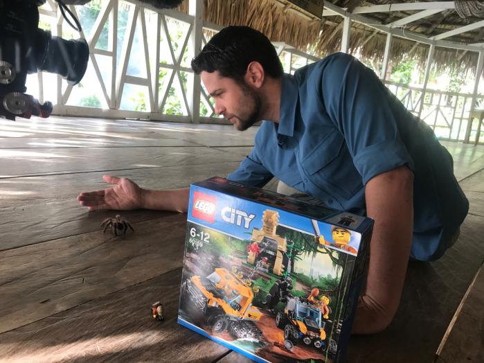 concorso lego jungle