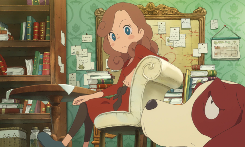 Layton's Mystery Journey disponibile per iOS e Android