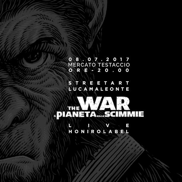 The War - Il pianete delle scimmie