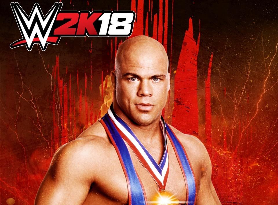 Kurt Angle torna sul ring in WWE 2K18