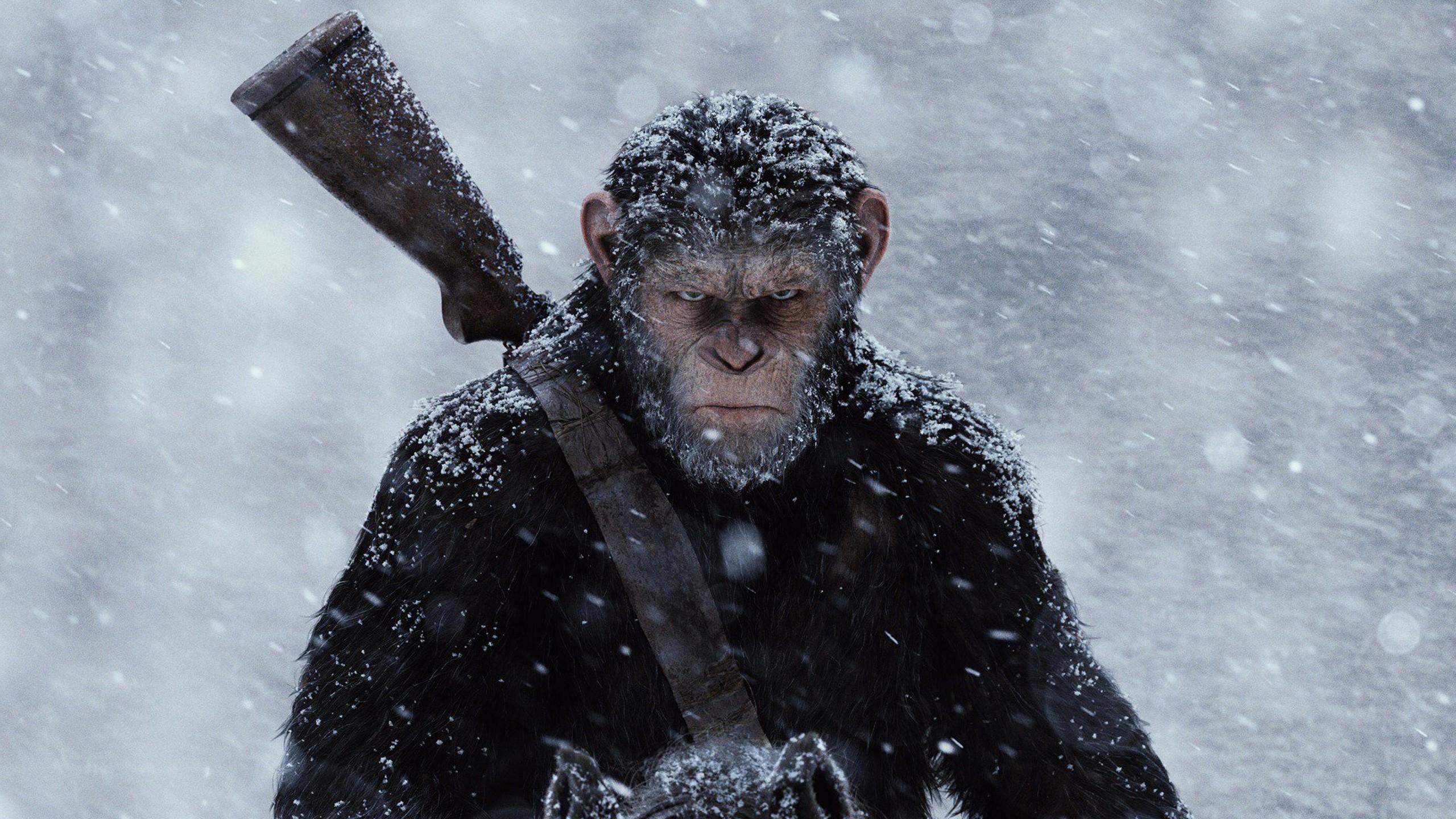 The War - Il Pianeta delle Scimmie: la guerra di Cesare