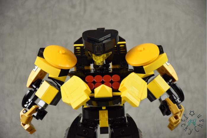 striker eureka lego