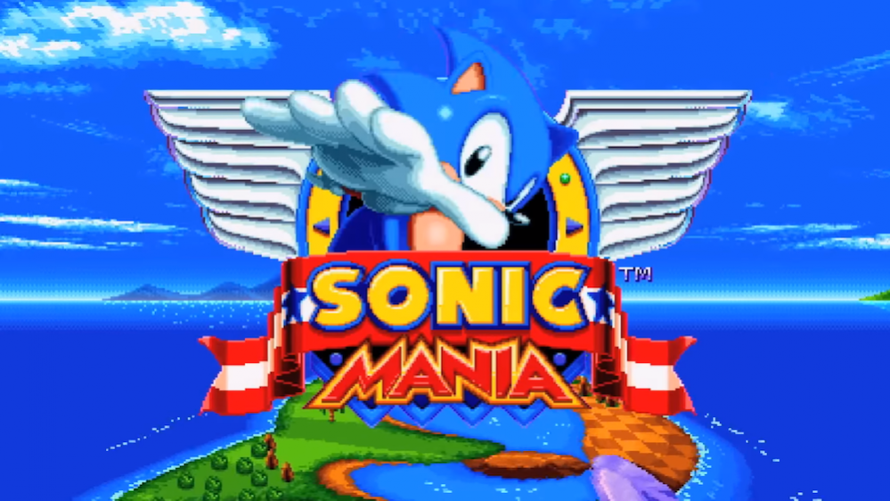 Sonic Mania ritarda su PC