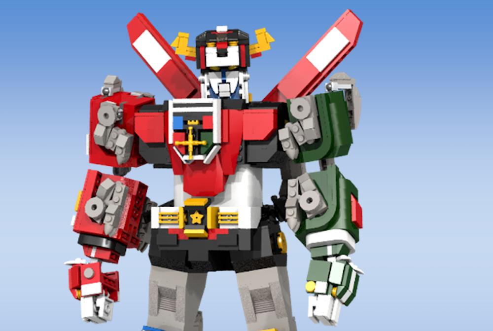 Voltron LEGO Ideas: un po' di dati sul futuro