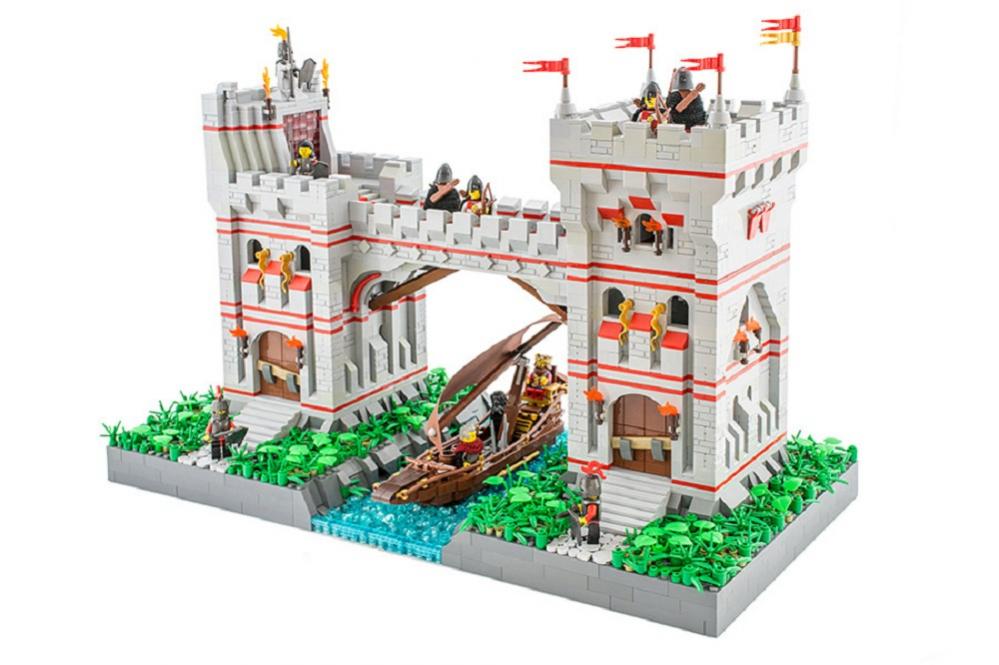 castello lego