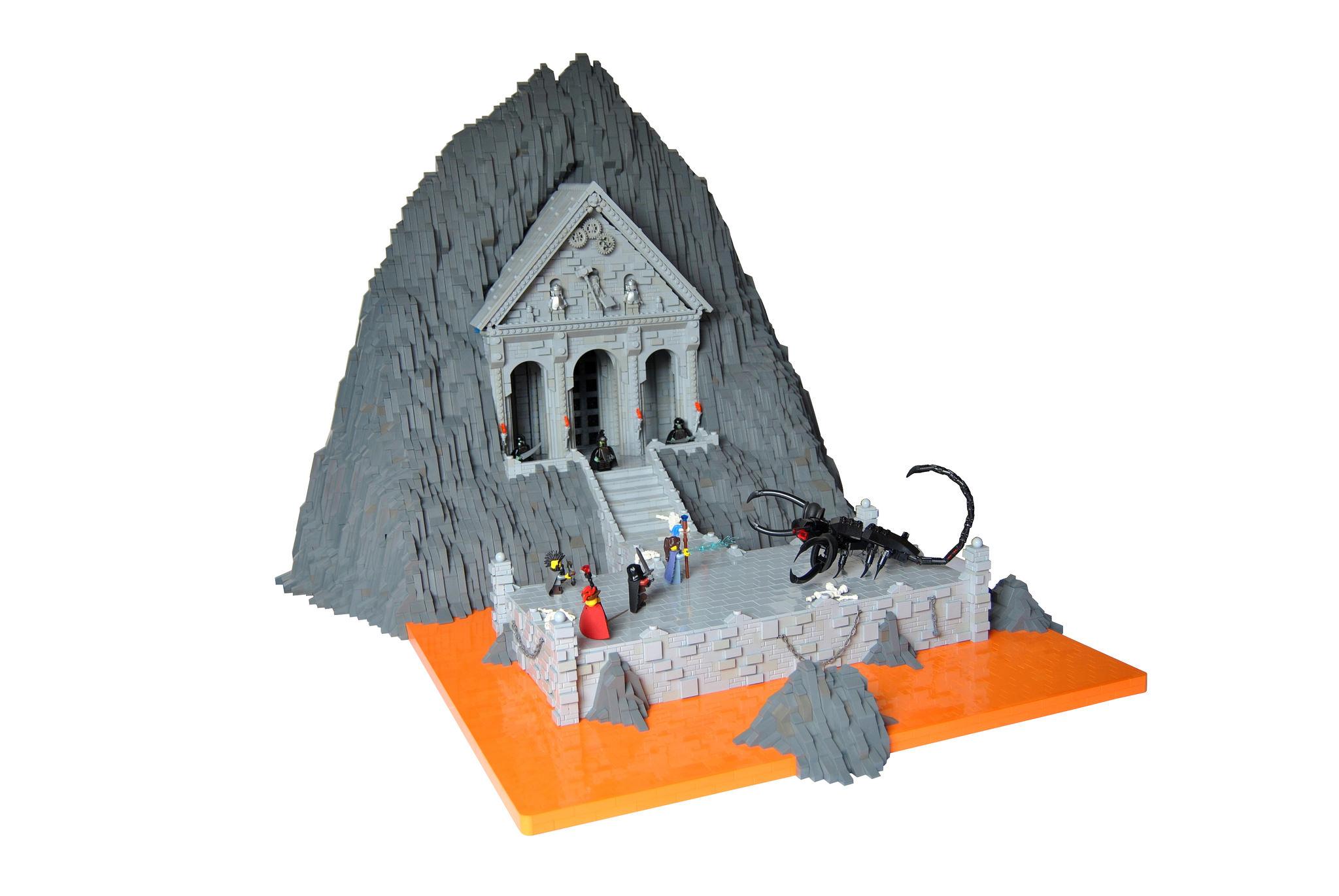 tempio dreadmoor lego