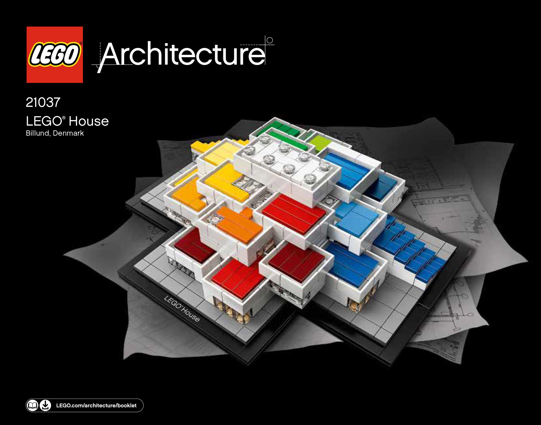 lego house architecture