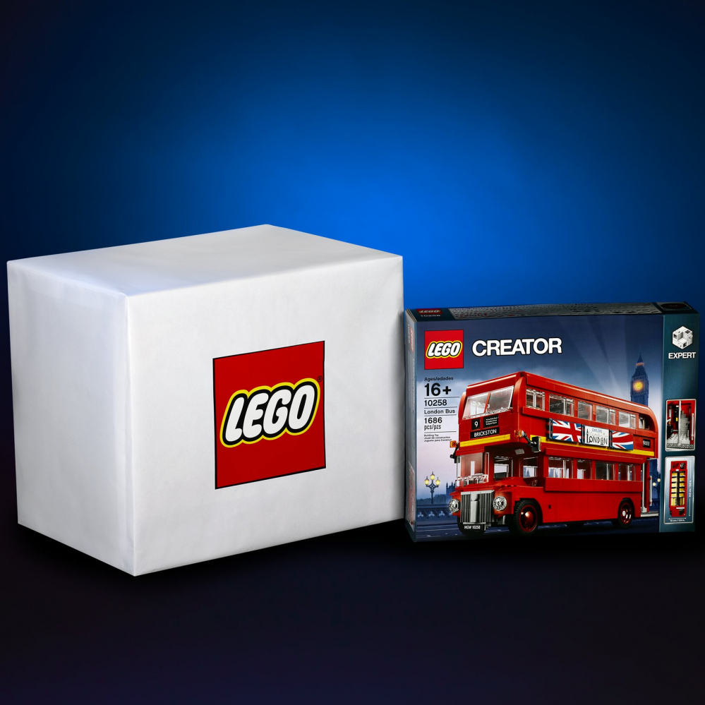 lego london bus sorpresa