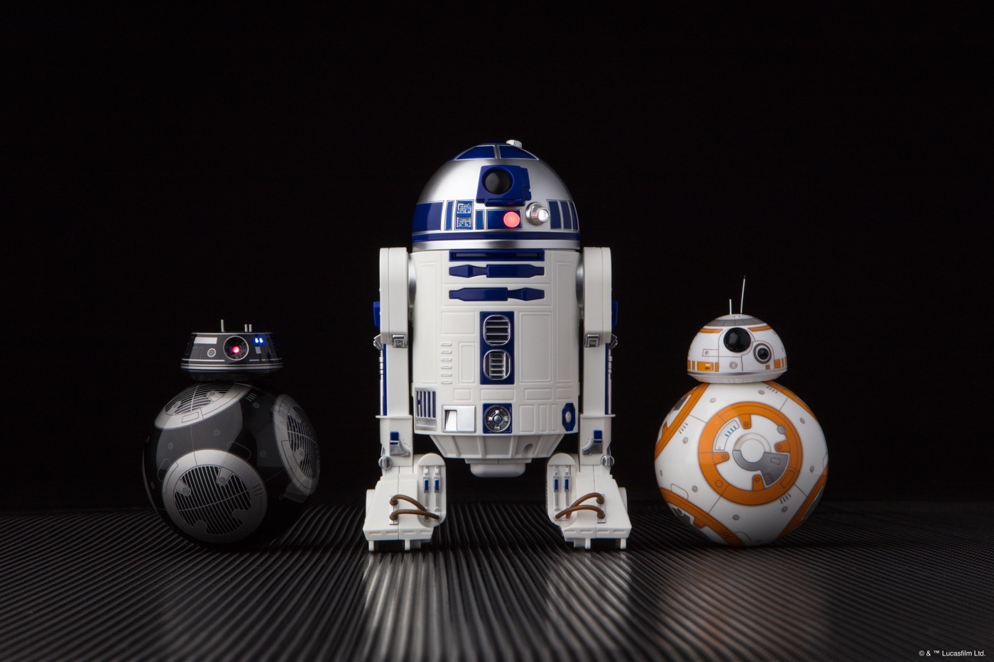 Nuovi droidi BB-9E e R2-D2 in arrivo da Sphero!