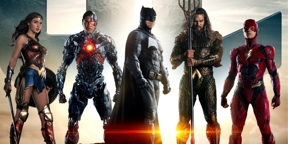 Justice League: ecco il trailer ITALIANO