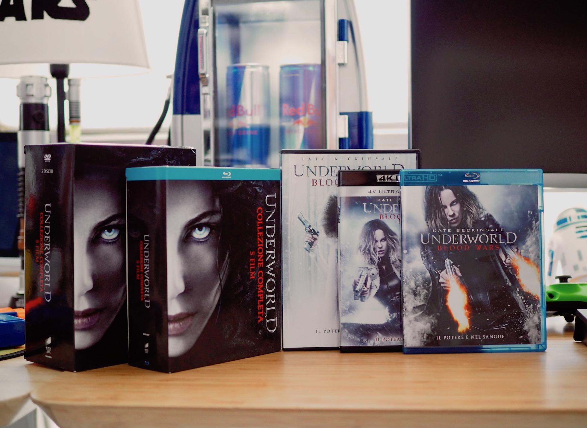 Never Ending Movie: Underworld: Blood Wars