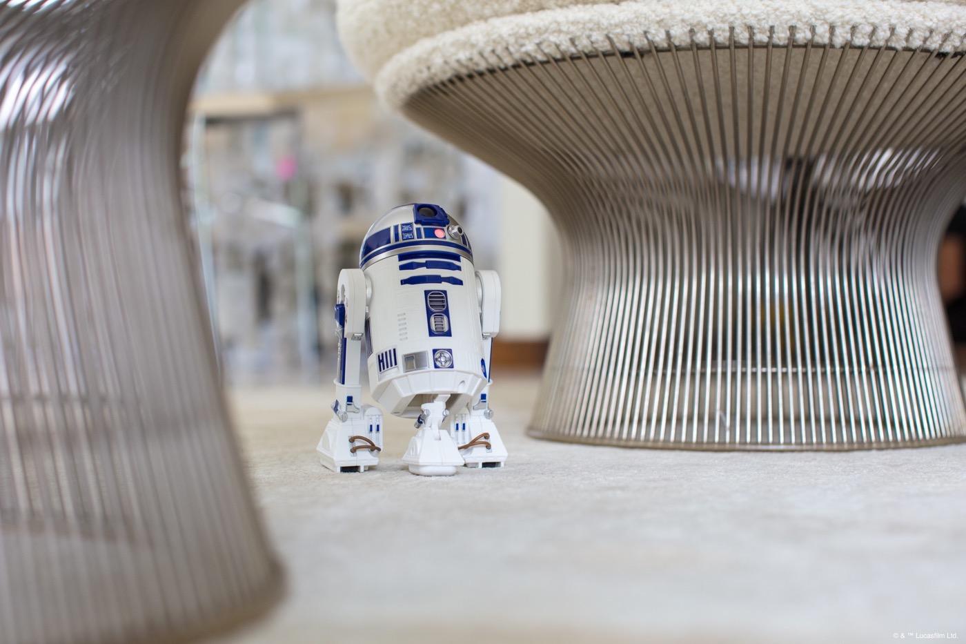 Star Wars: da Sphero i droidi R2-D2 e BB-8E