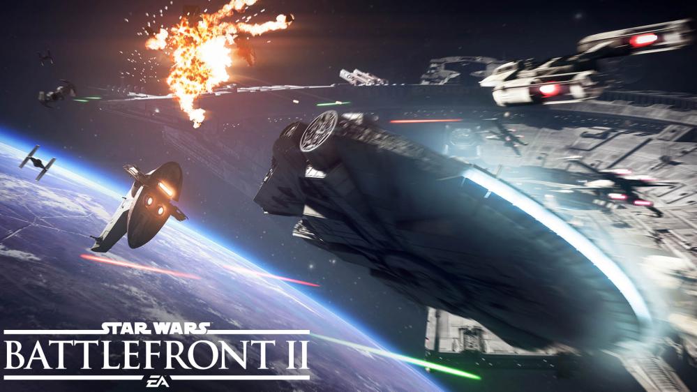 Star Wars Battlefront II: pubblicato il trailer