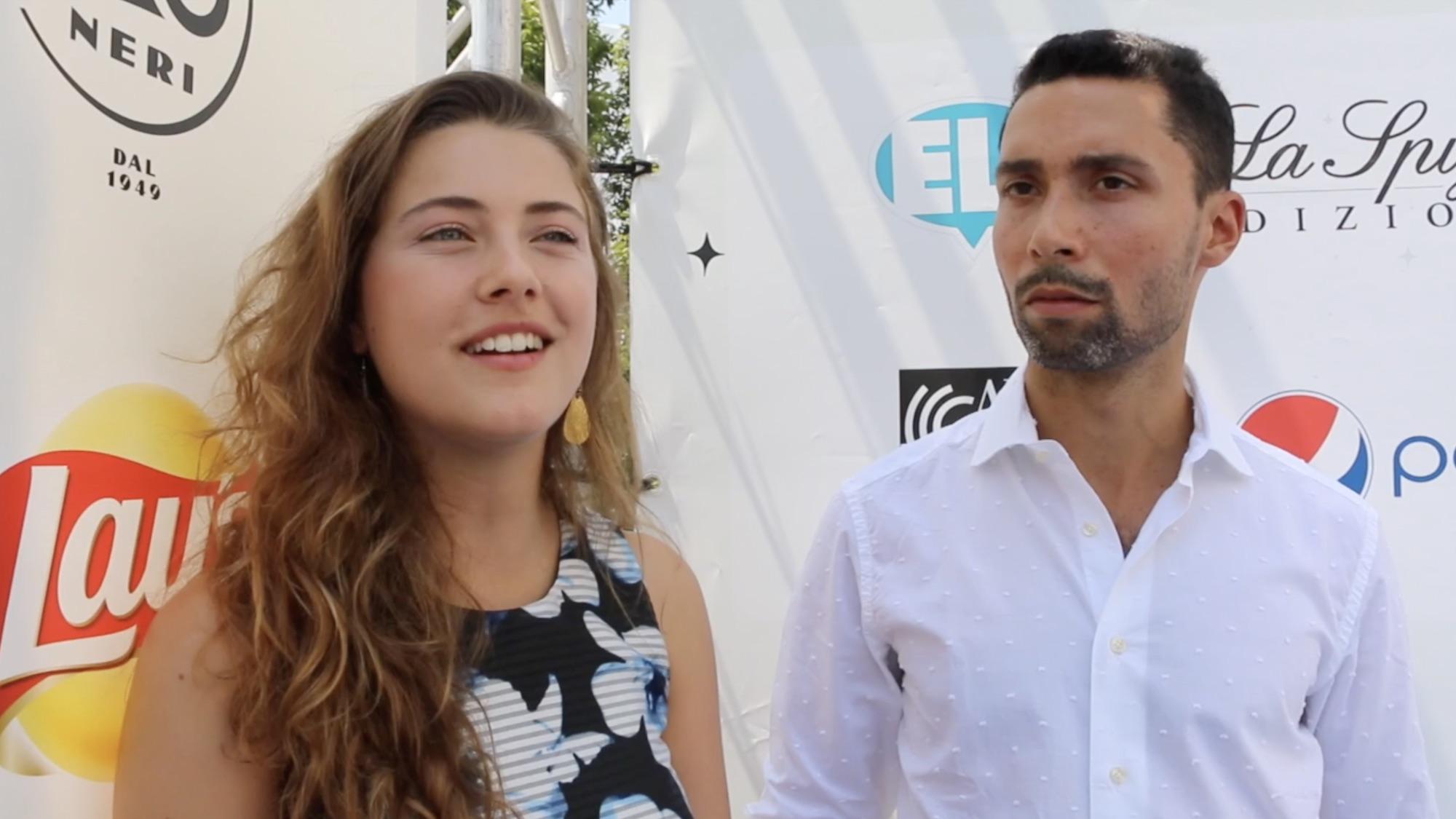 #Goldfish: la video intervista al regista Giacomo Arrigoni e alla protagonista Sofia Panizzi
