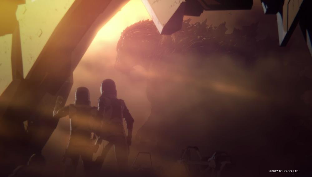 Godzilla: Monster Planet, il nuovo film animato ambientato dopo Shin Godzilla arriverà su Netflix