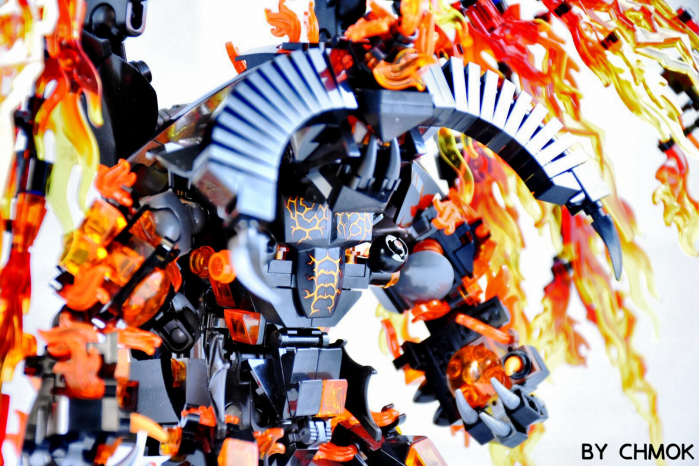 balrog moria lego
