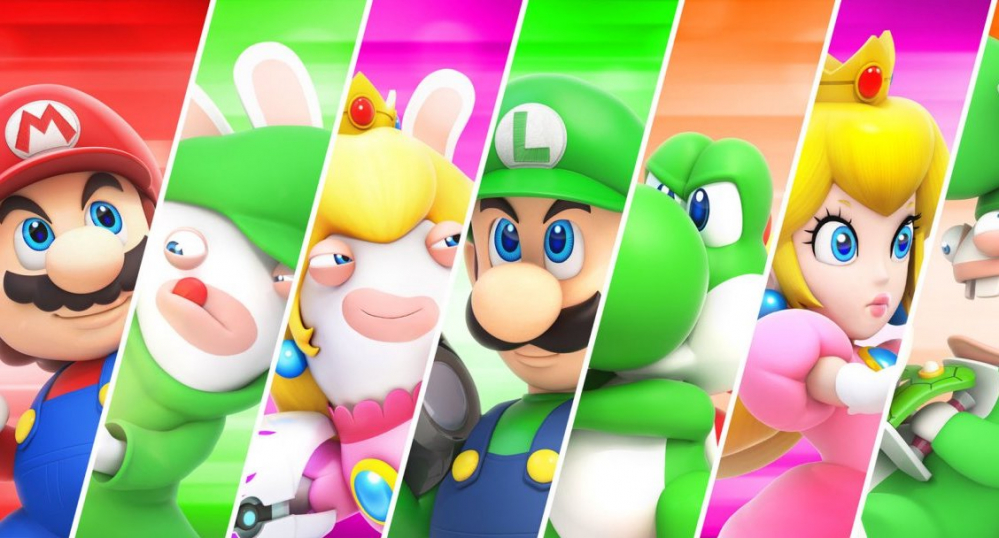 Mario + Rabbids: Kingdom Battle, trailer introduttivo per Rabbid Luigi