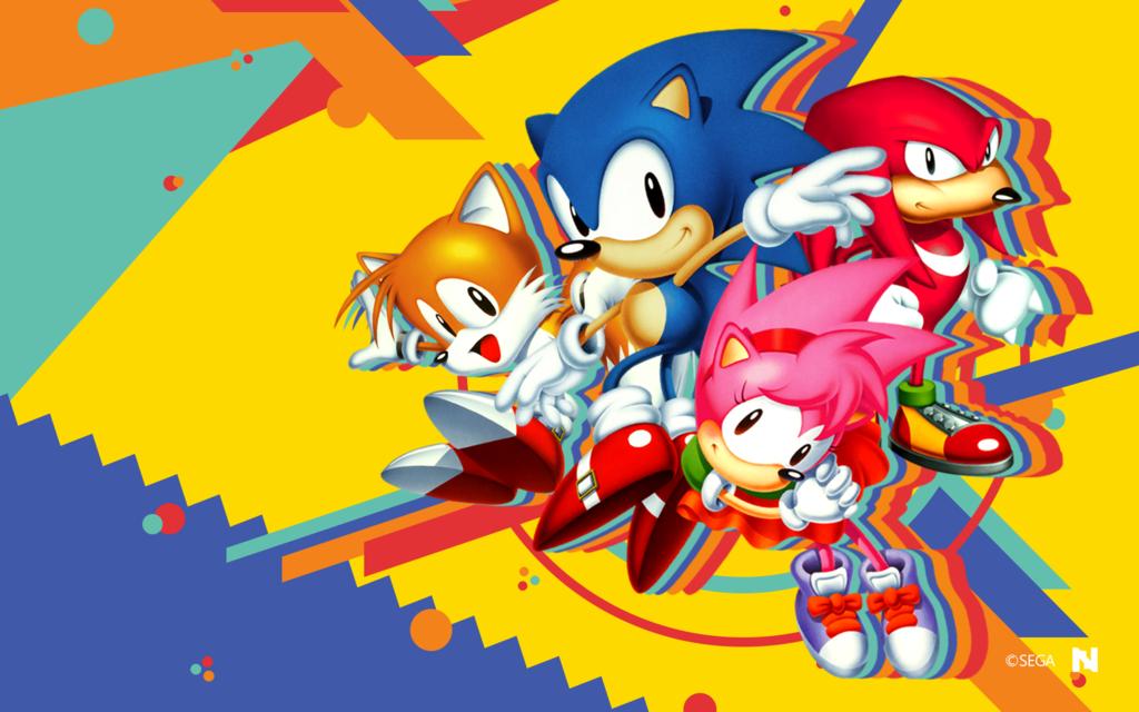 Sega Annuncia La Modalit 224 Competitiva Per Sonic Mania
