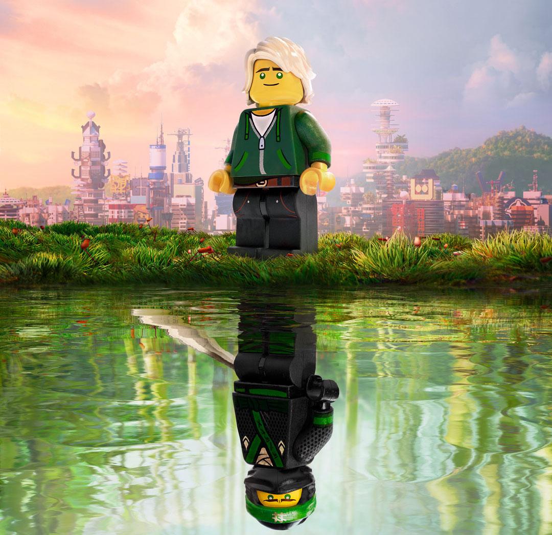 Nuovo trailer per Lego Ninjago il film