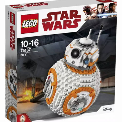 Lego Star Wars BB-8 75187