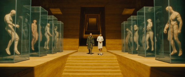 Blade Runner 2049 Sylvia Hoeks
