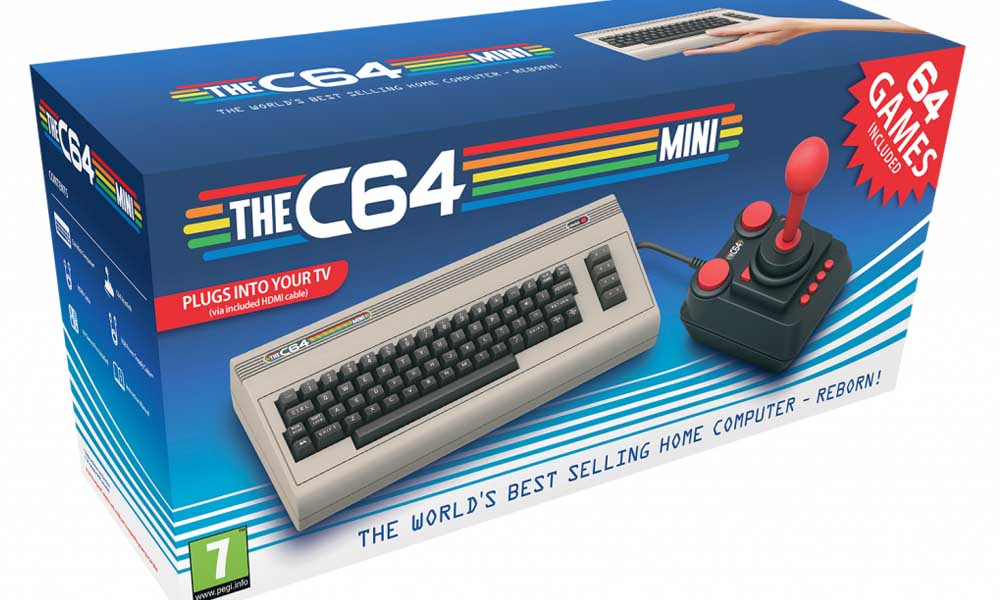 Provato: The C64 Mini