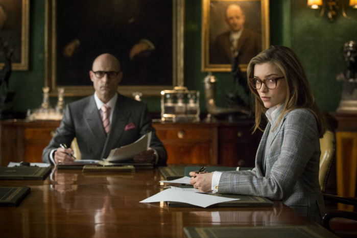 Kingsman - Il cerchio d'oro Mark Strong Sophie Cookson