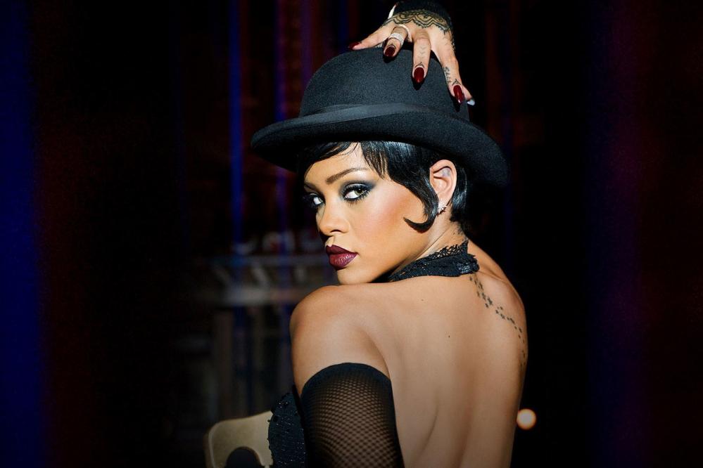 Luc Besson Rihanna Valerian