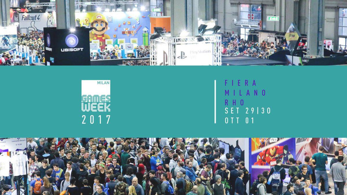 Lega Nerd, Multiplayer Edizioni, Multiplayer.it, Movieplayer.it a Milan Games Week 2017: Vieni, Leggi, Gioca!