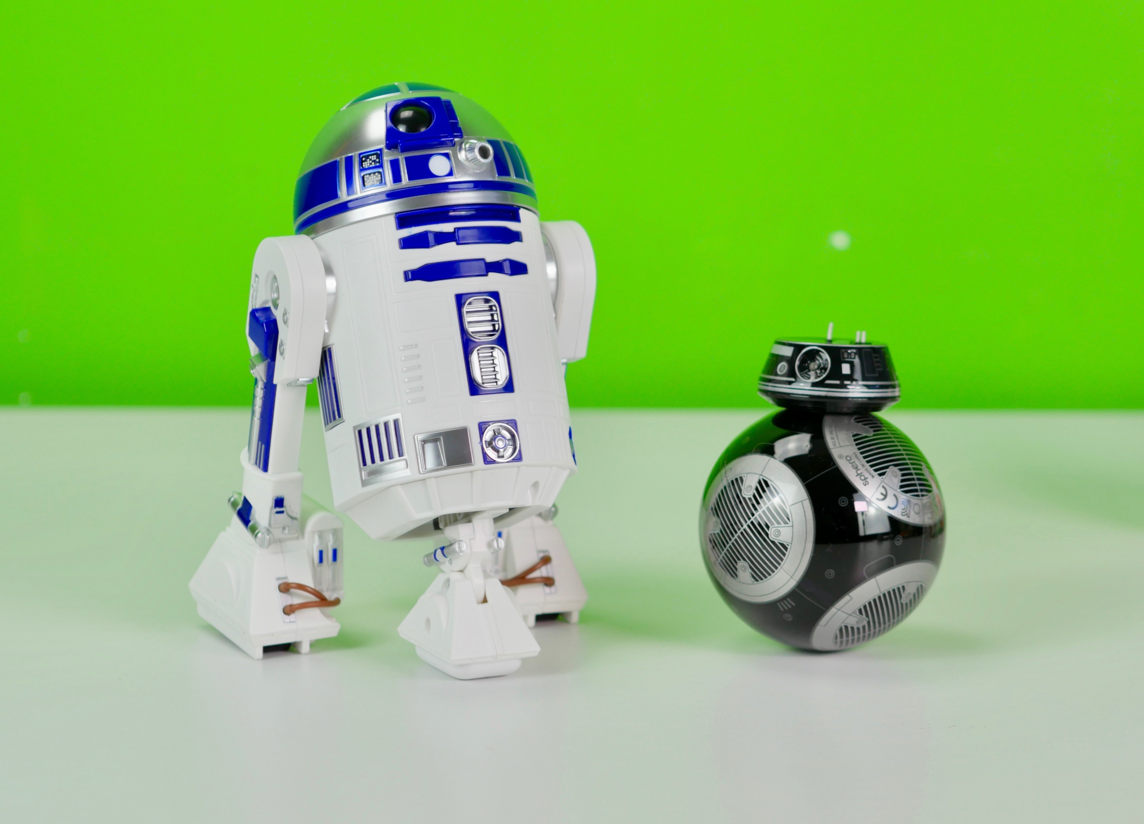 Sphero Star Wars R2-D2 & BB-9E