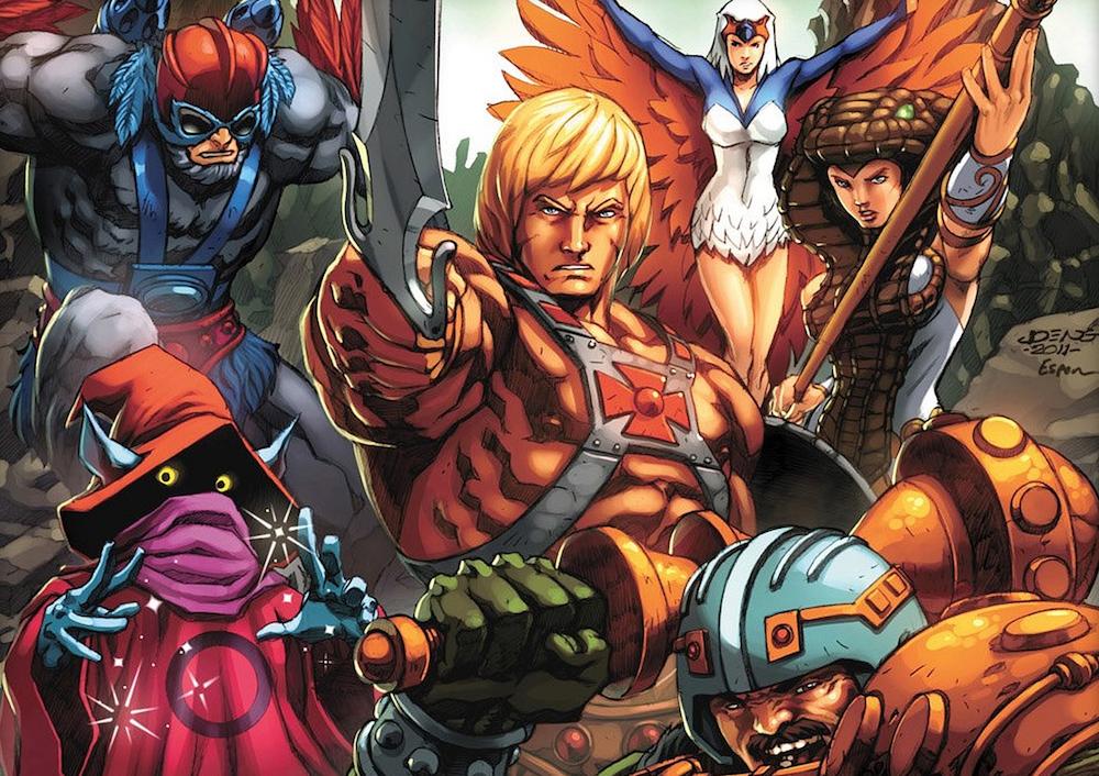 Un incontro su He-Man e i Masters dagli anni '80 ad oggi
