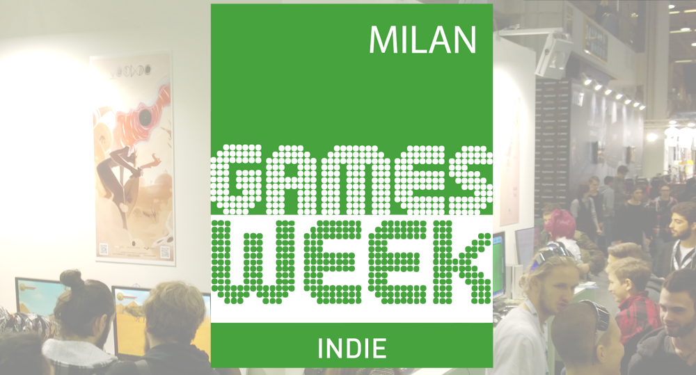 Oltre 50 indie made in Italy alla Milan Games Week
