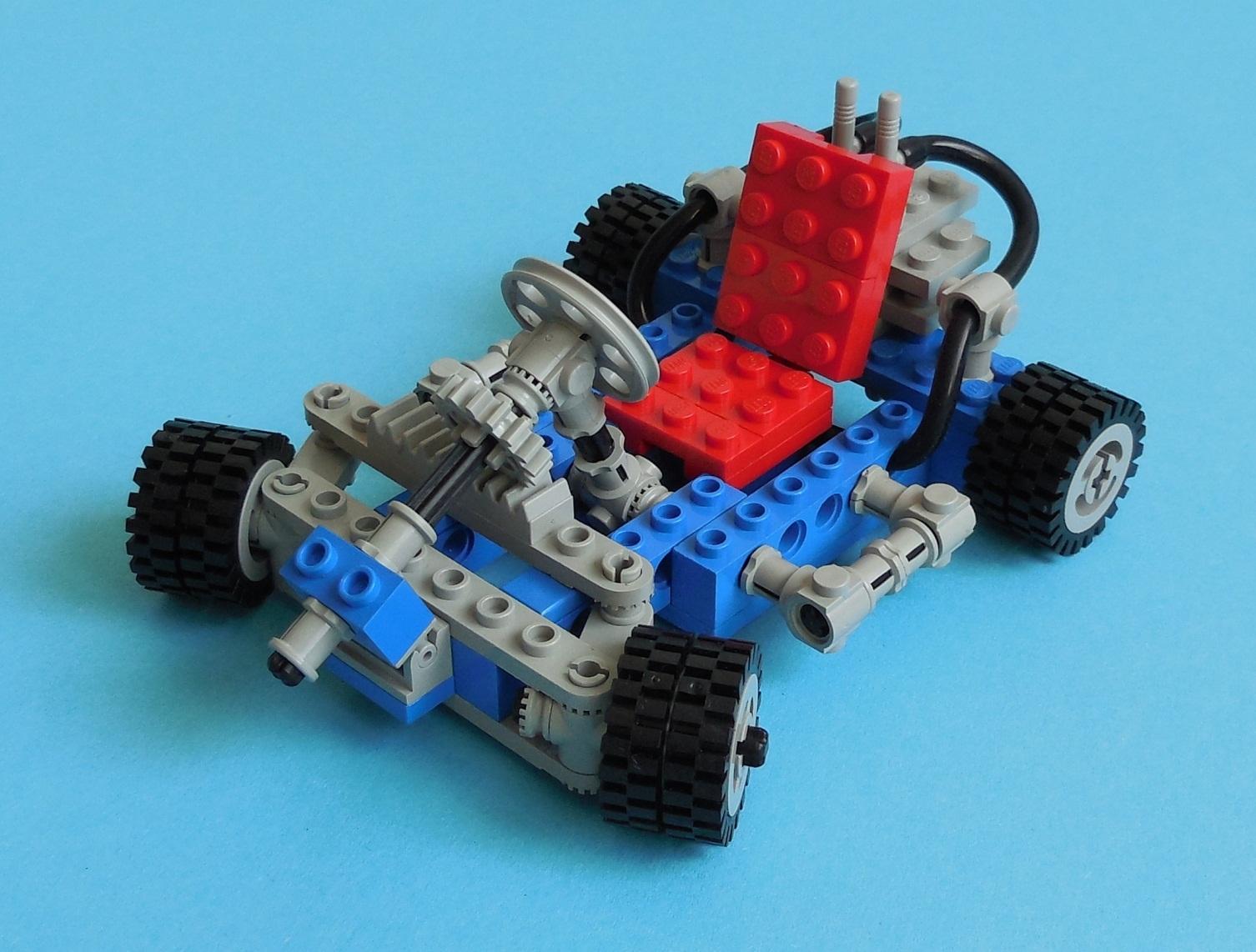 gokart lego 3d