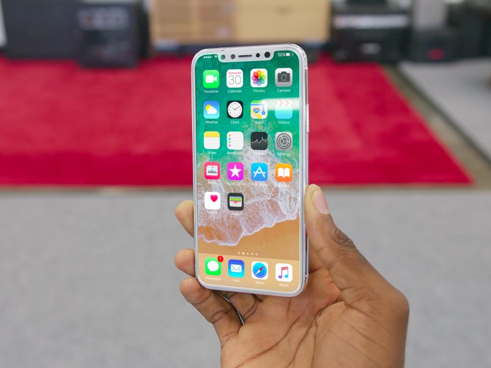 Video della Gaffe di Apple su riconoscimento facciale iPhone X alla presentazione