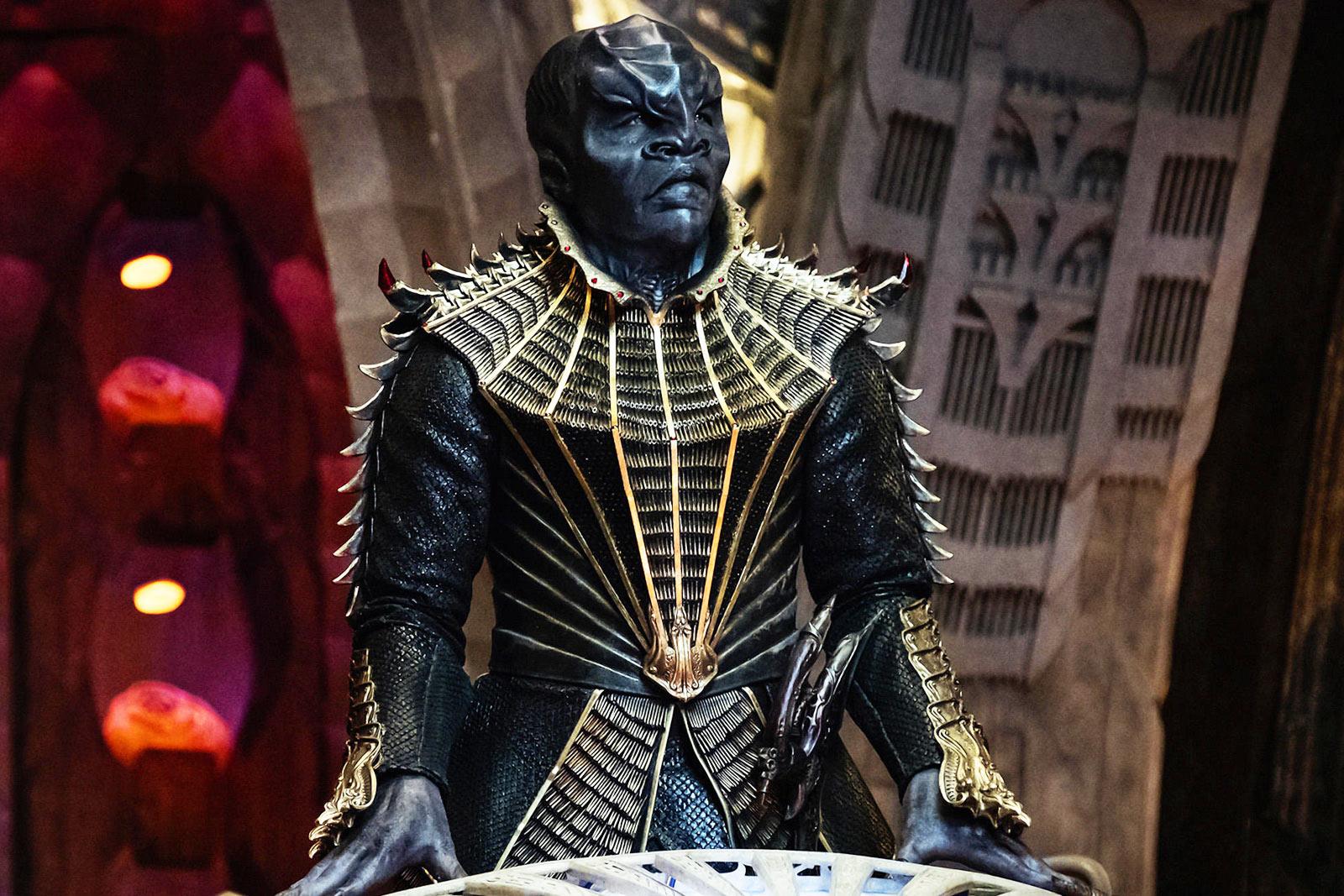Star Trek: Discovery, il trailer speciale in Klingon!