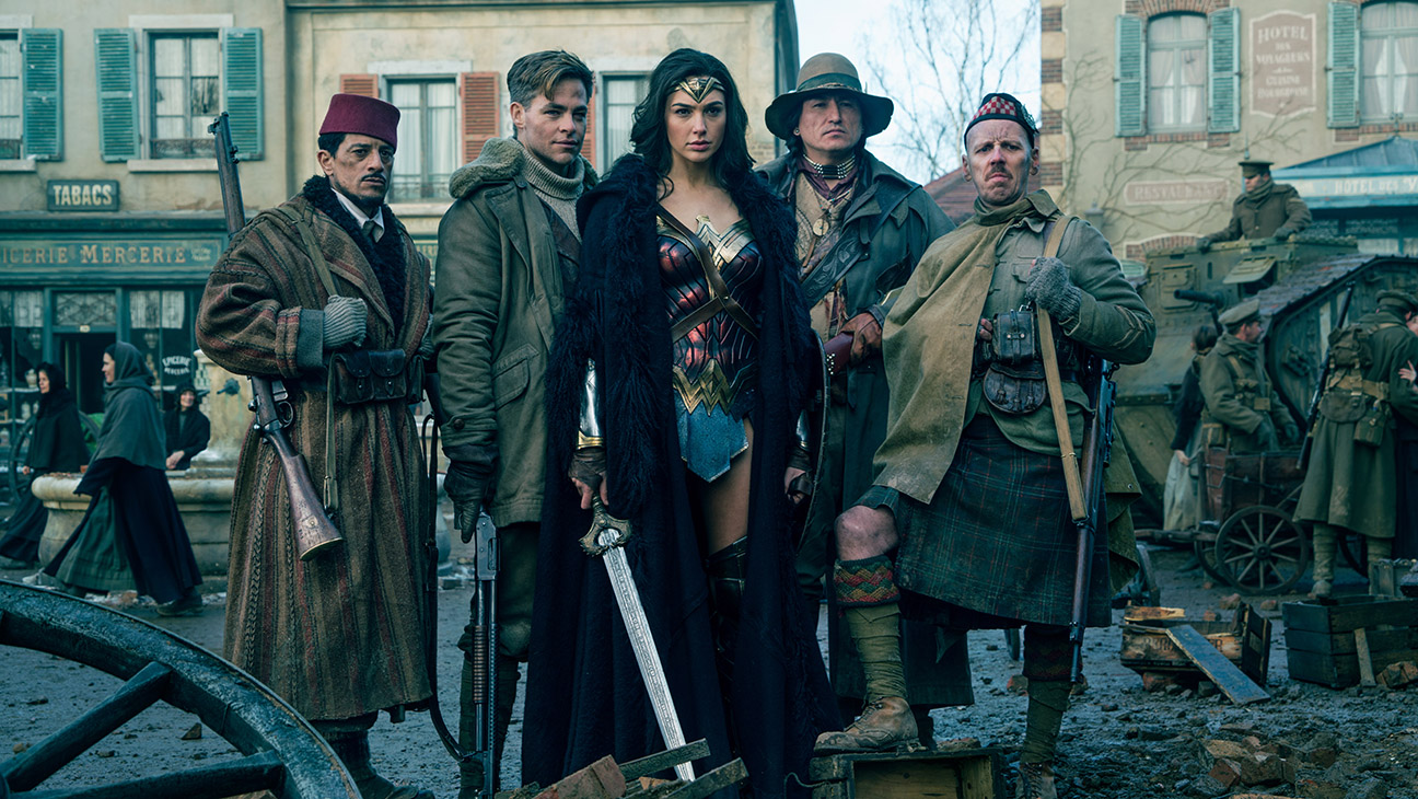 Le vere Wonder Women della Prima Guerra Mondiale