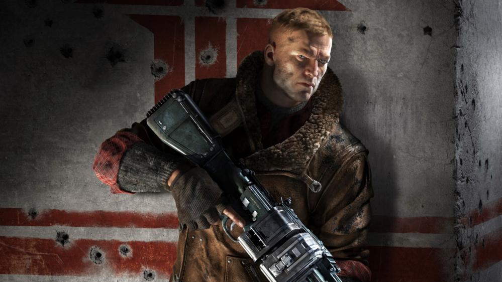 Risultati immagini per Wolfenstein II