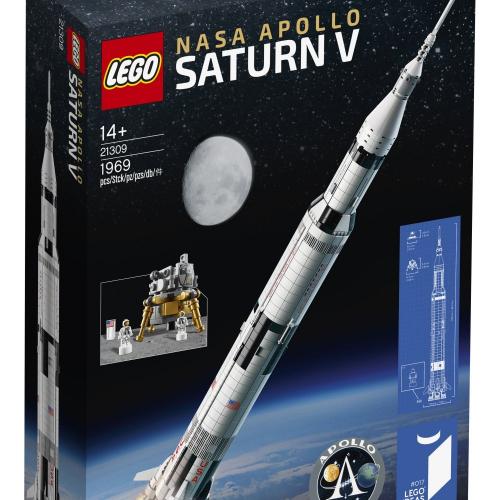 Lego NASA Saturn V 21309