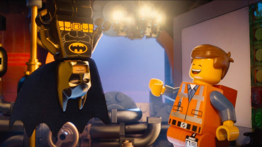 LEGO Batman The Lego Movie