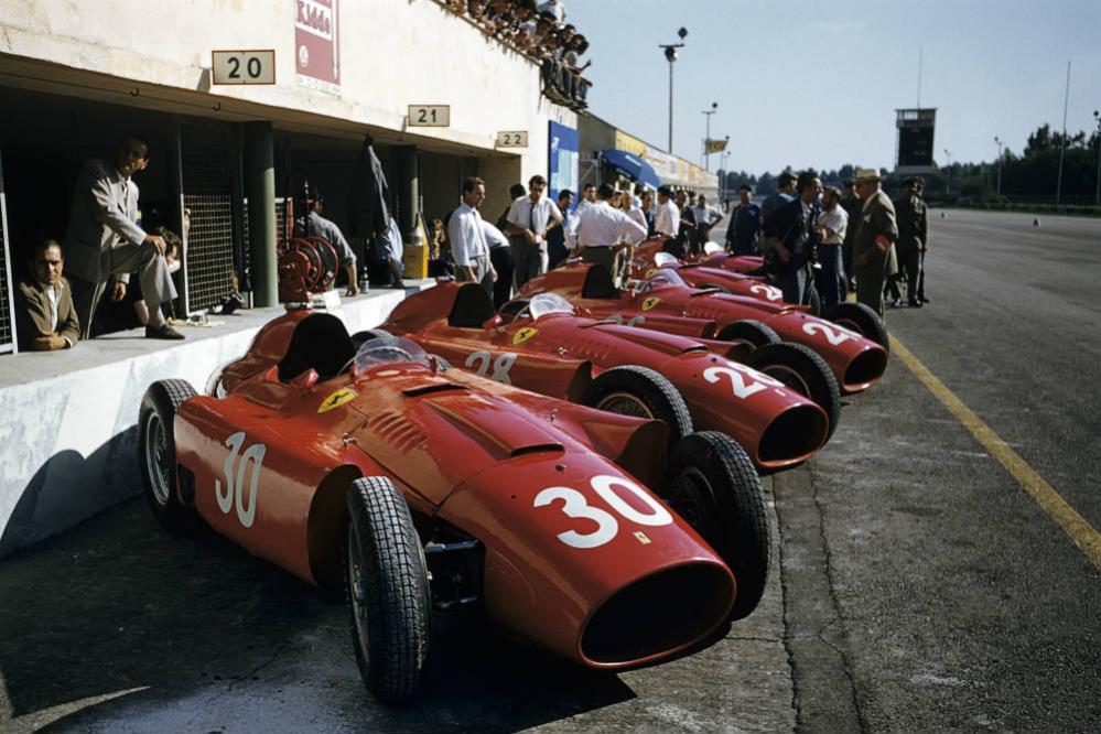 Ferrari: un mito immortale Formula Uno