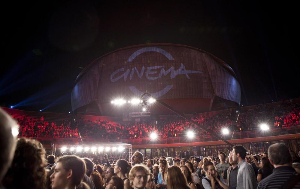 XII Festa del Cinema di Roma