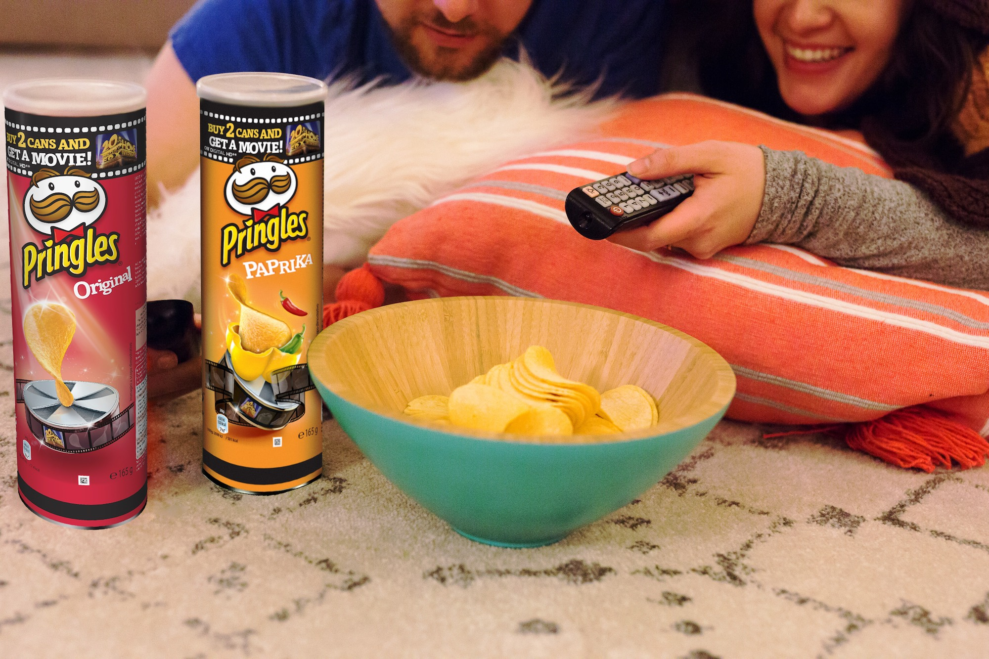 Lega Nerd Pringles Hackathon
