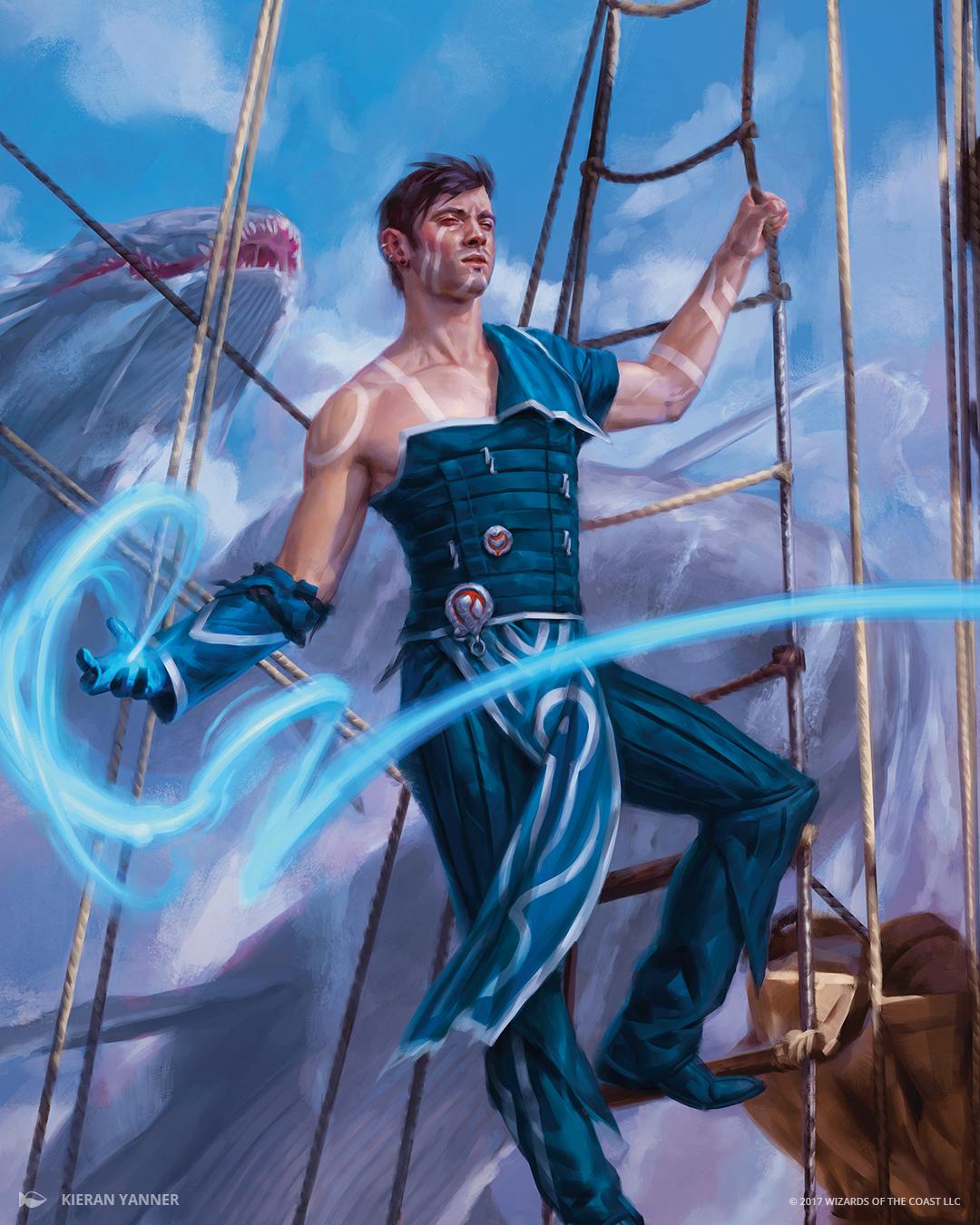 Ixalan, la nuova espansione di Magic: The Gathering tra Pirati, Dinosauri, Tritoni e Vampiri