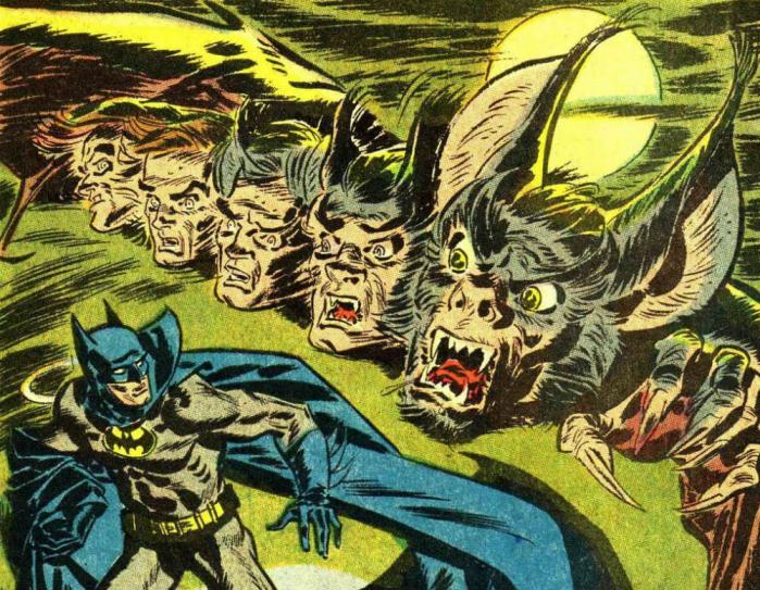 Man-Bat-Batman