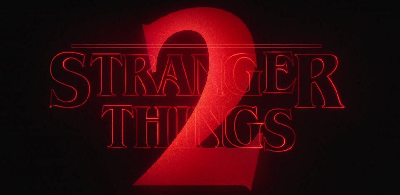 La seconda stagione di Stranger Things è ora disponibile su Netflix