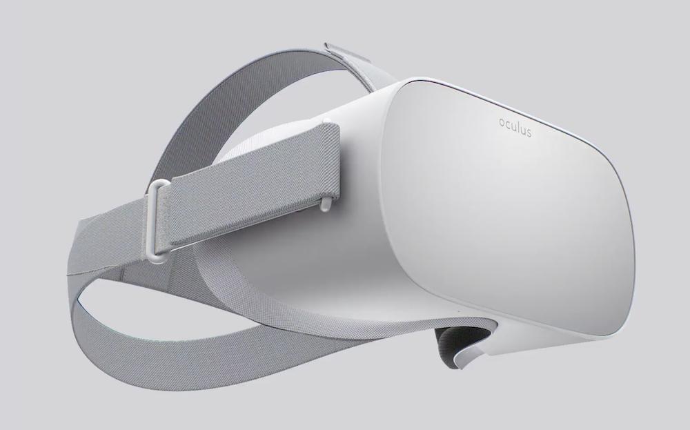 Oculus annuncia Oculus Go, il nuovo visore VR a 199 dollari