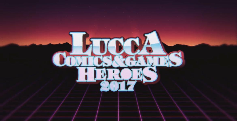 Il videogioco protagonista a Lucca Comics & Games 2017