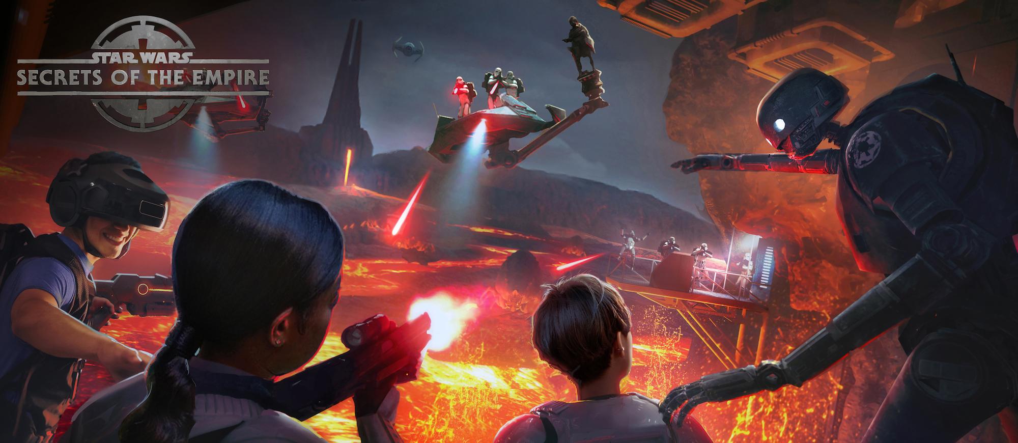 Biglietti ora disponibili per Star Wars: Secrets of the Empire a Disney World Orland e Disneyland Los Angeles